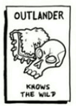 Outlander 5e Background - Knows the Wild