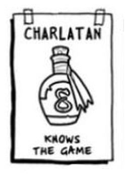 Charlatan 5e - Knows the Game