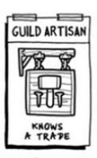 Guild Artisan 5e - Knows a trade