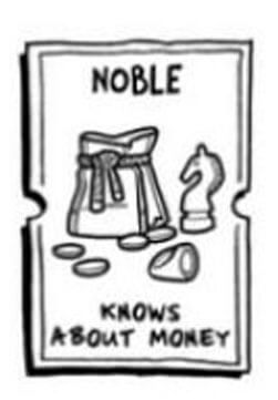 Noble Background 5e - Knows about Money