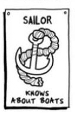 Sailor 5e - Knows about Boats
